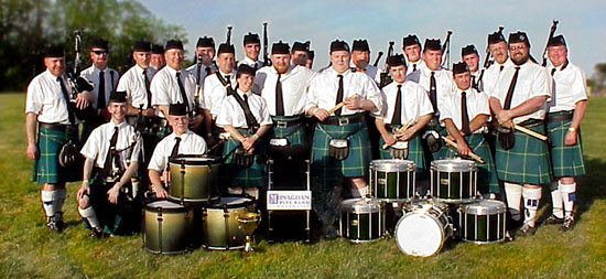 Monmouth Highland Games, May 5th, 2001