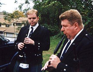 Eddie C. and John W.