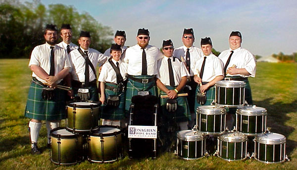 Drum Corps at Monmouth, 2001